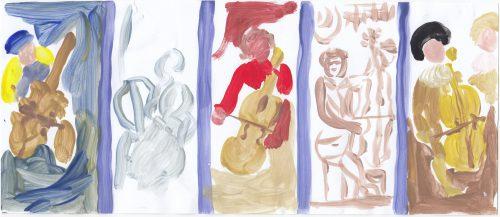 5 cellisten