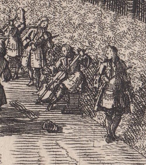 Stoopendaal, David Uit de Zegevierende Vecht 1719-2